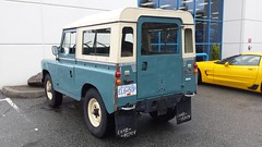 Land Rover Series II (?)