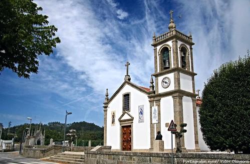 Igreja Paroquial de Mouquim - Portugal 🇵🇹