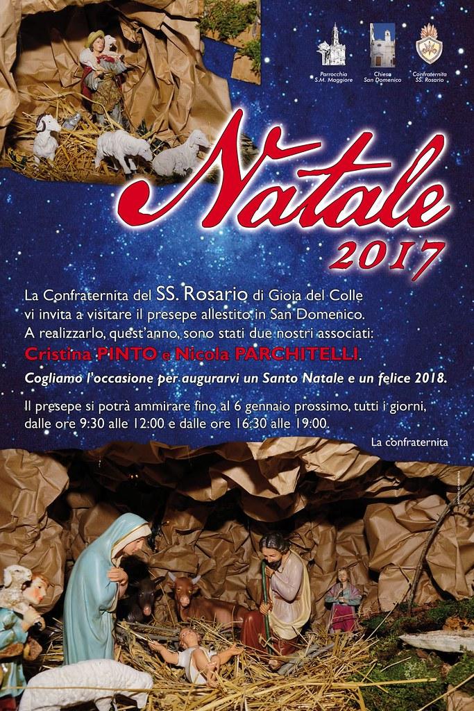 Locandina Natale 2017