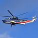 Record-breaking Sikorsky S-61N Mk II (Sea King)