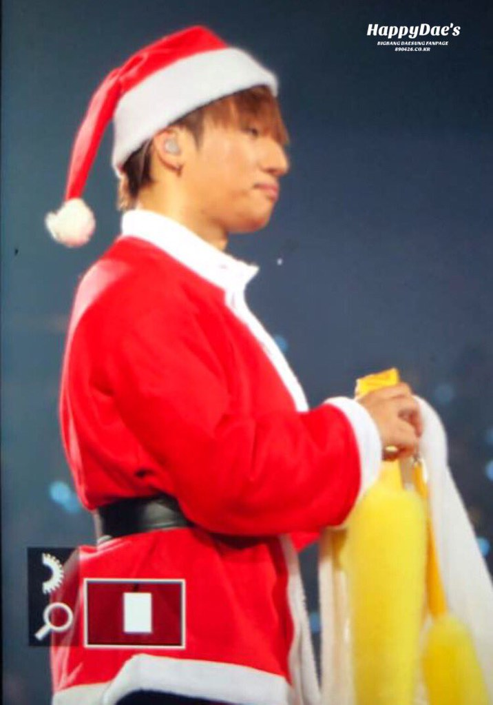BIGBANG via Happy_daes - 2017-12-24 (details see below)