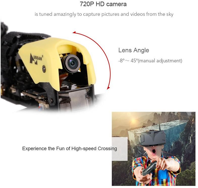 Hubsan H122D X4 Storm レビュー (6)