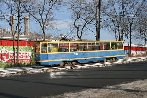 ウラジオストク旅行