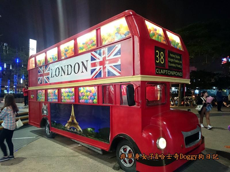 台南雙層扭蛋巴士02