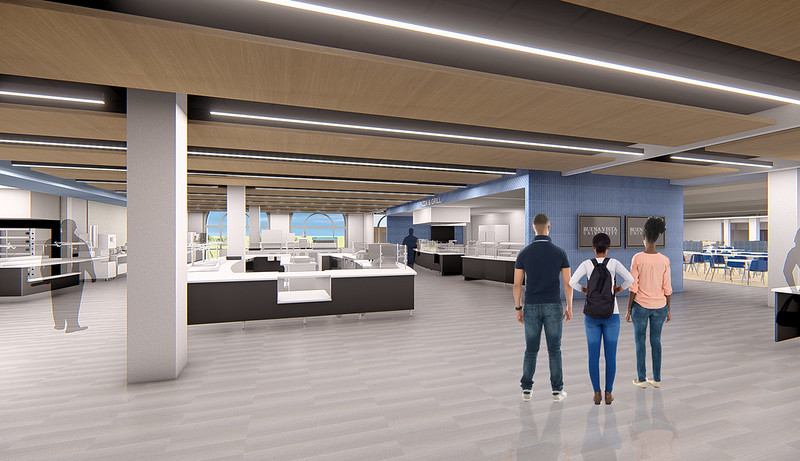 BVU Forum Renovation 2018