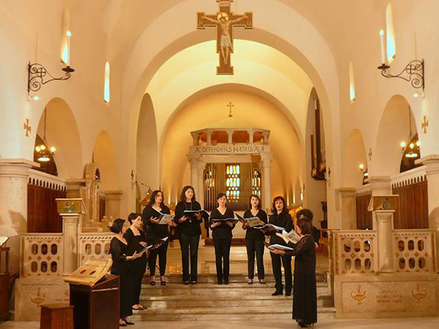coro novum gaudium