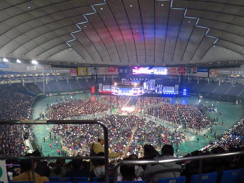 WRESTLE KINGDOM 12 in TOKYO DOME