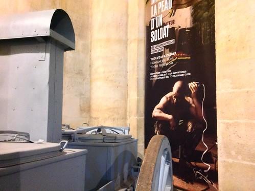 Expo Dans la peau d'un soldat / Musée de l'Armée