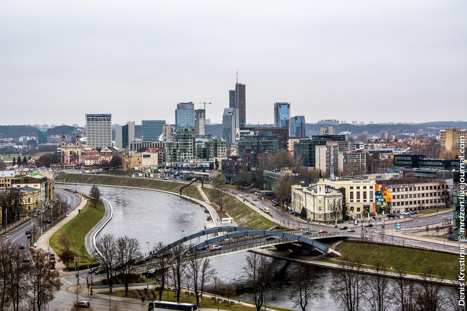 Вильнюс. Сити.