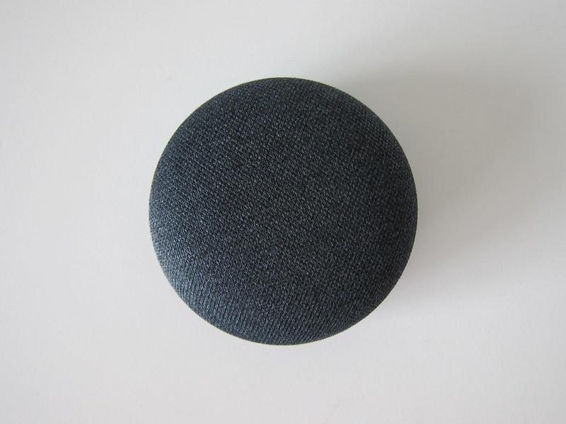 Google Home Mini - Top