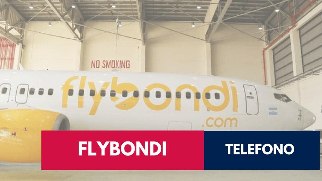Telefono Flybondi