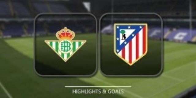 Cuplikan Gol – Betis 0-1 Atletico Madrid (10/12/2017) – Liga Spanyol
