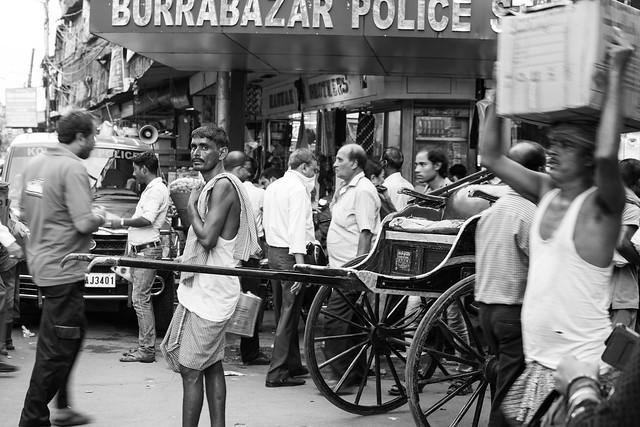 Pullers Ingresos al mes de 60USD , Kolkata