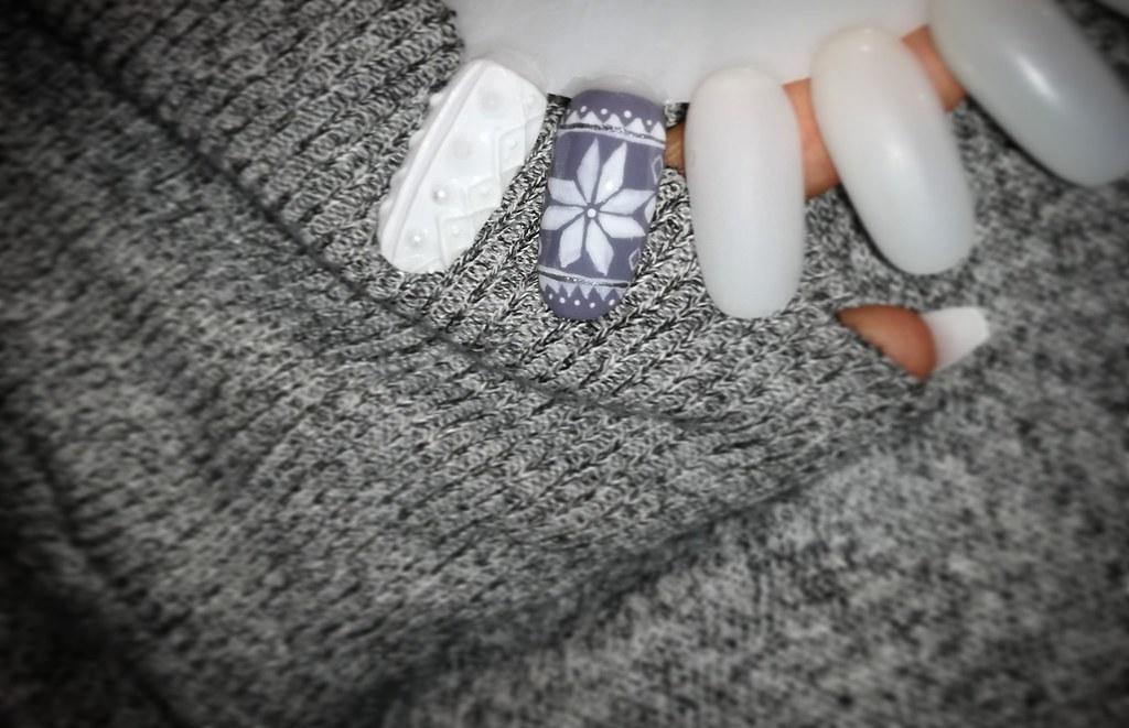 photo d'ongles travaillées