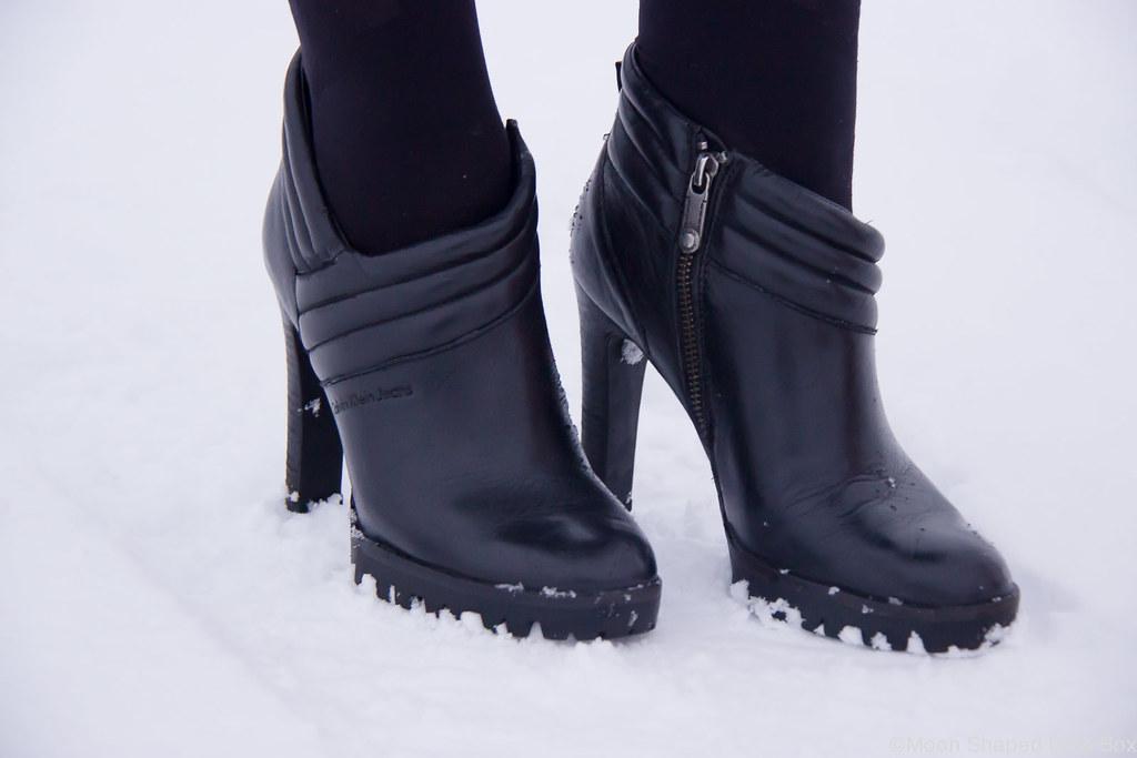 Calvin Klein Jeans kengät, nahkanilkkurit