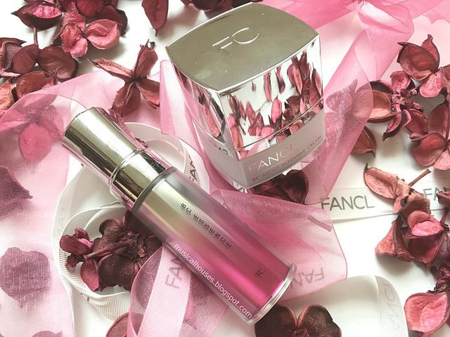 Fancl BC Essence NIght Cream Skincare Review