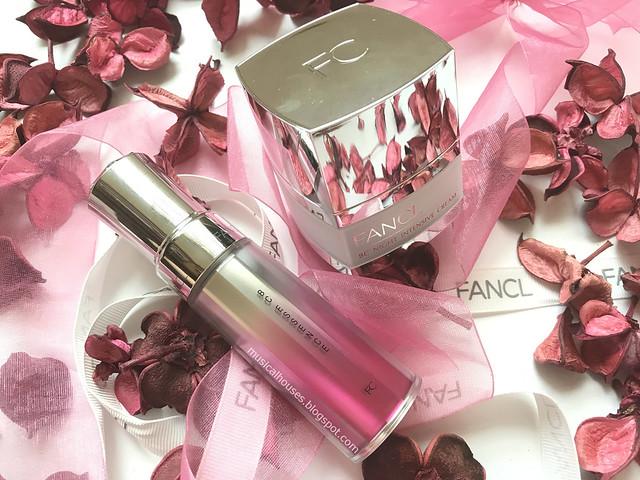 Fancl BC Essence NIght Cream Skincare Review