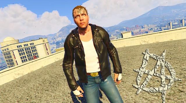 Dean Ambrose GTA 5