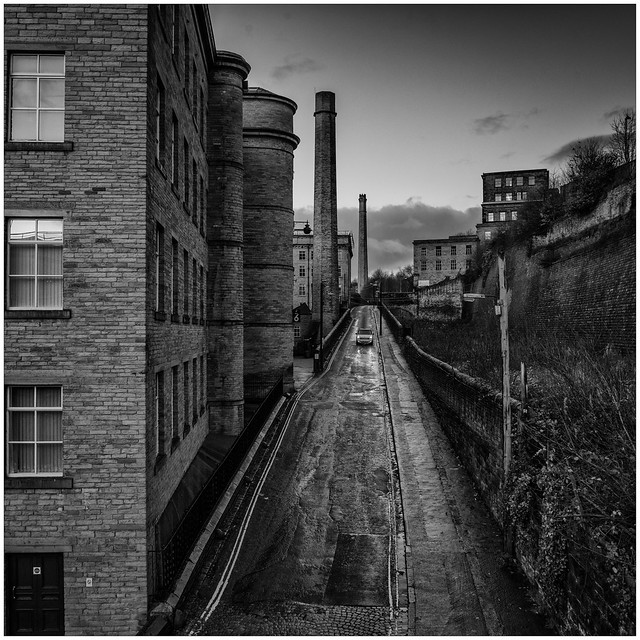 Dean Clough (mono/square)