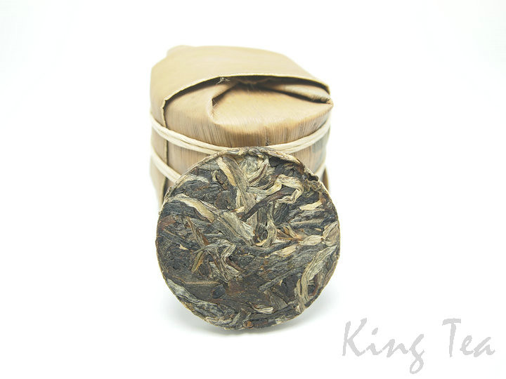2017 BOKURYO LaoBanZhang GuShu Old Tree Autumn Flavor Mini Cake YunNan Menghai   Puerh Raw Tea Sheng Cha