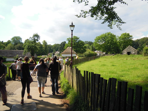 St. Fagan's Open Air Museum. From Studying Abroad in London: The Best Stops in Wales!