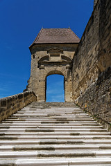 Isère -  Saint Antoine l'Abbaye