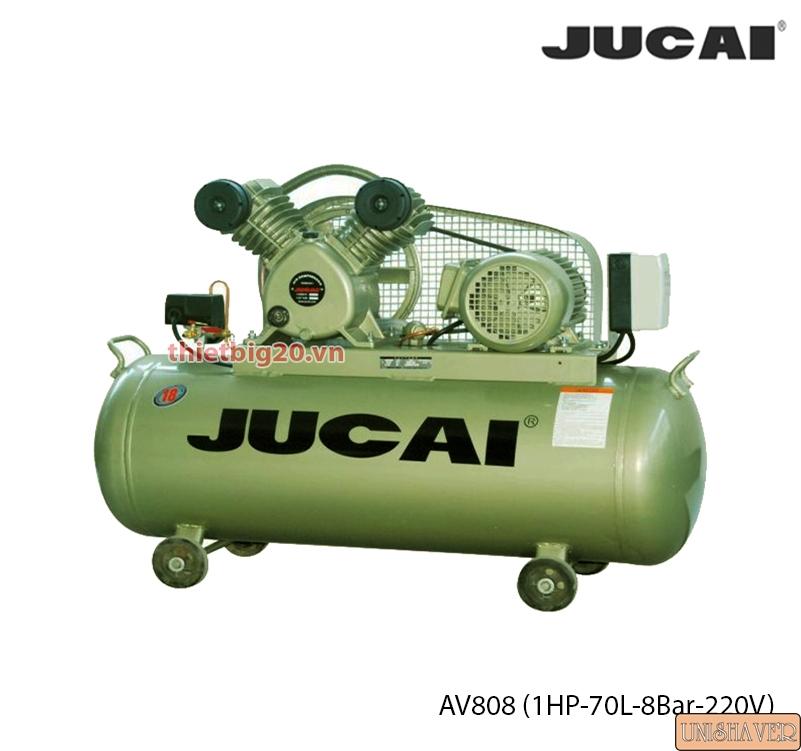 Máy nén khí Jucai chính hãng, siêu bền, siêu rẻ