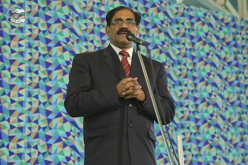 Nepal Singh Chaudhary, expresses his views
