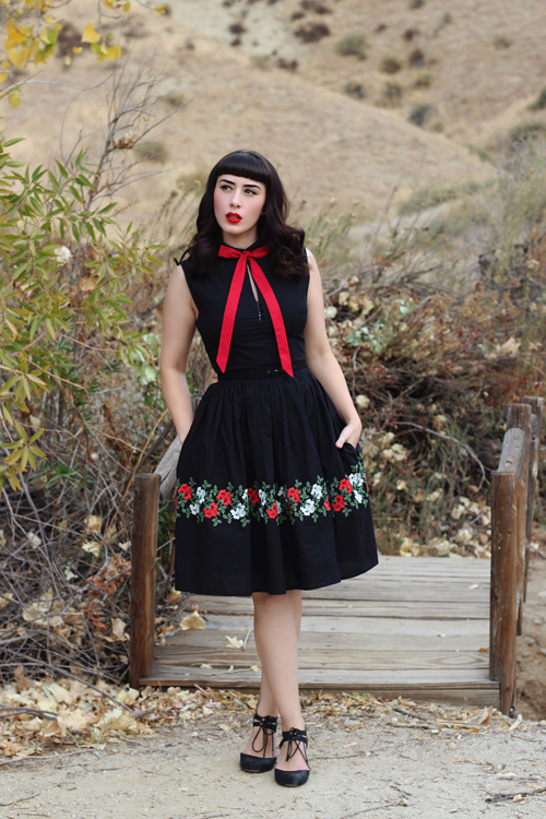 Trashy Diva Frida Dress Southern California Belle