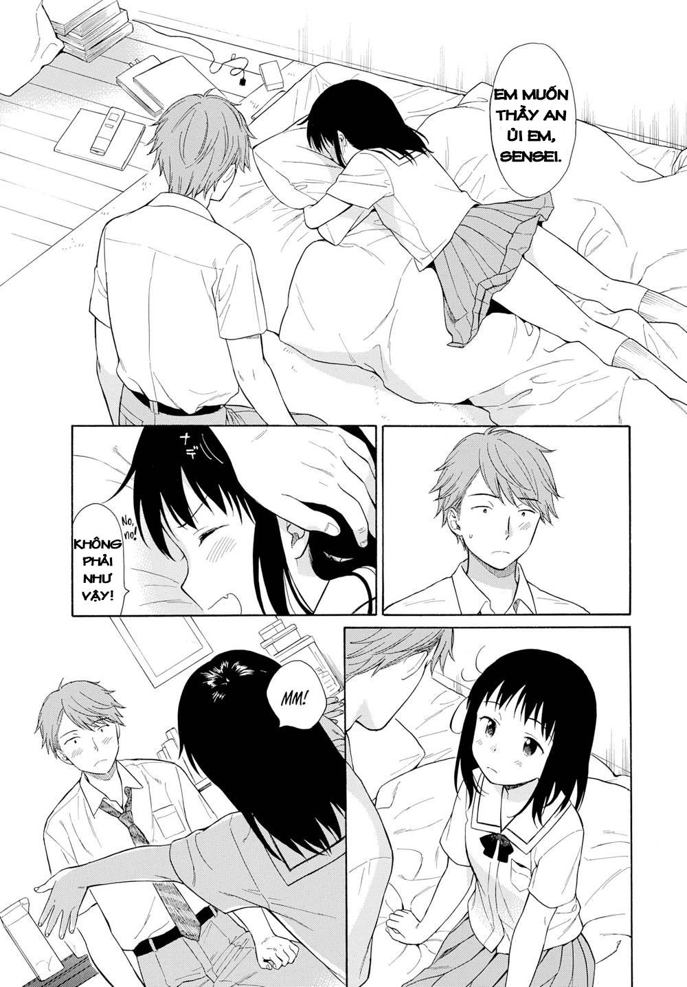 HentaiVN.net - Ảnh 9 - Em yêu thầy 3 - Sensei 3, Sensei Final, Sensei - Oneshot