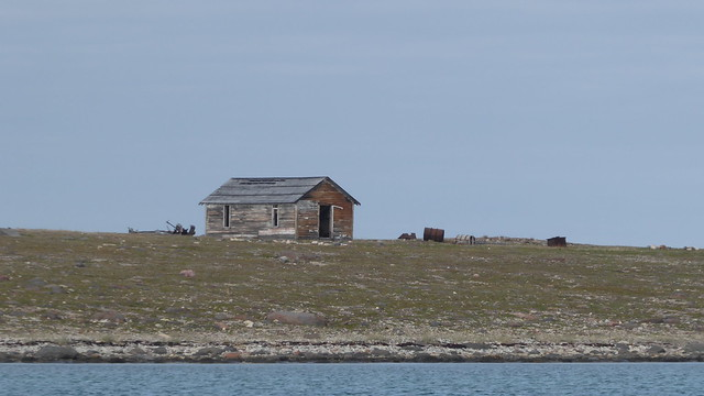 Bernard Hbr hut 2