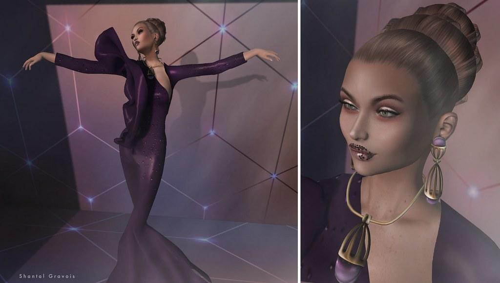 NeW!!! Virtual DIVA at SWANK / JUMO fashion