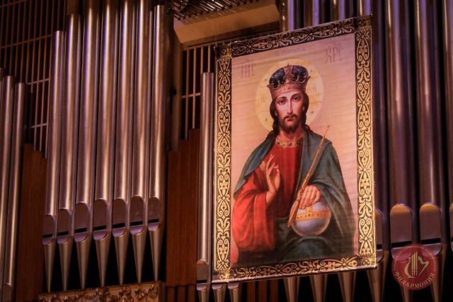 07.01.18. Рождественский концерт органной музыки