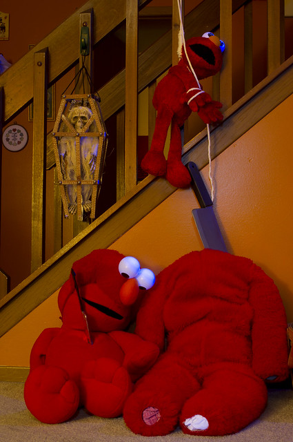 The Elmo Massacre