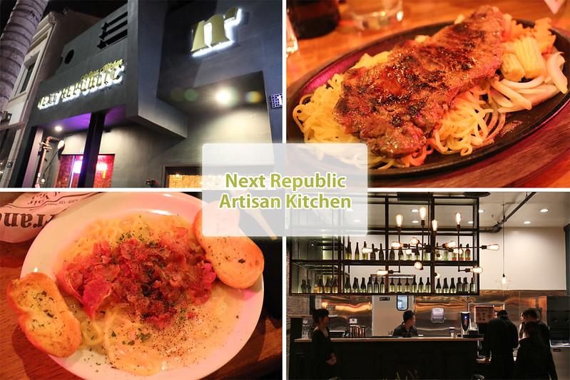 Next Republic Artisan Kitchen, 食記, 洛杉磯