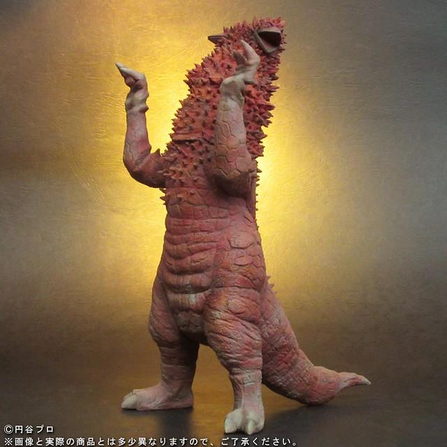 X-PLUS 《大怪獸系列》 双頭怪獸 「培頓 ver.2版本」少年RIC限定!大怪獣シリーズ パンドン ver.2 ショウネンリック限定商品