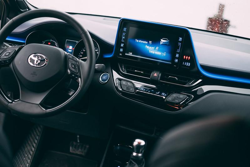 Toyota C-HR Hybrid 2017