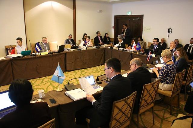 Reunión Técnica Preparatoria de cara a la próxima Cumbre de Jefes de Estado y de Gobierno de los países del SICA