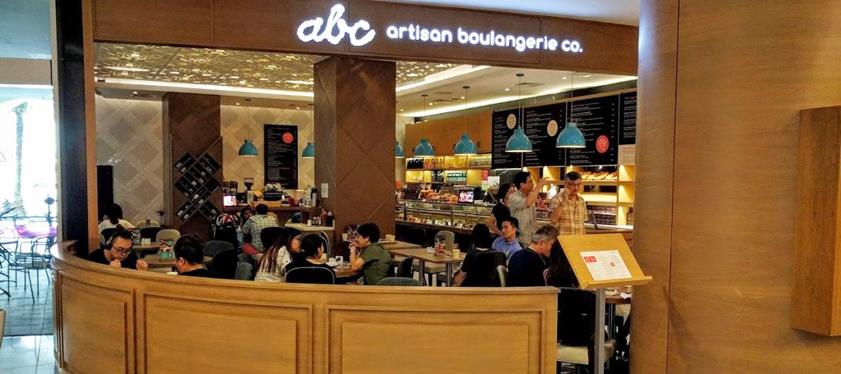Restaurants Italian Near Me: Artisan Boulangerie Co - Vivo City