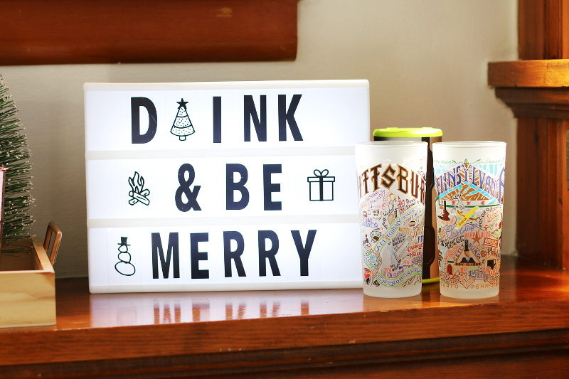 drink-be-merry-letter-board-pittsburgh-pennsylvania-glass-tumblers-2