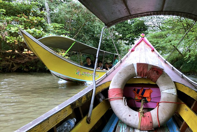Damnoen Saduak Floating Market 21