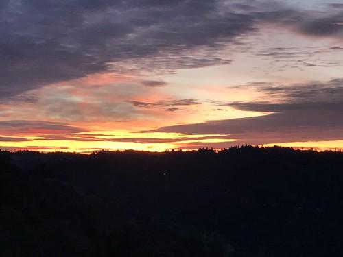sunrise auburnca foresthillbridge morningrun 500am auburnfit higherground