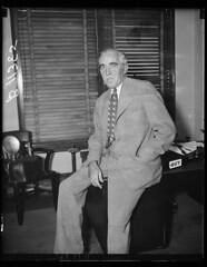 Phillip Fleming, key figure in 1948 cafeteria strike: 1936