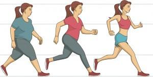 El sobrepeso se puede controlar con actividad física