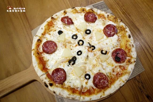 YATS葉子餐廳 pizza (3).JPG