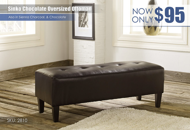 Sinko Chocolate Oversized Ottoman_28104-08