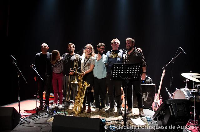 NÃO SIMÃO - Concerto SPA . Novas Bandas, Novas Músicas