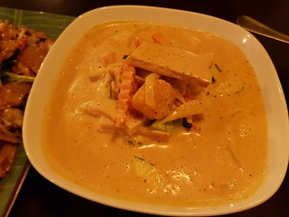 Yellow Curry from Khot Thai