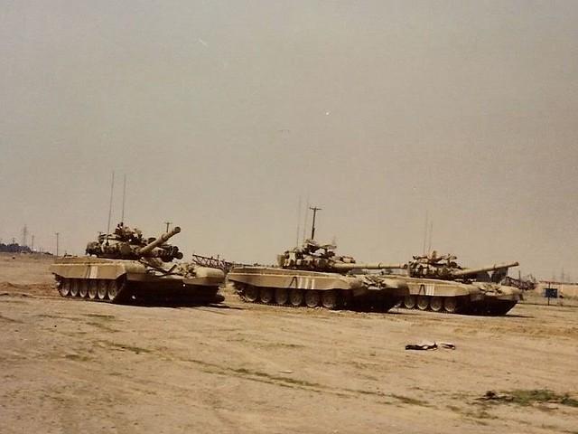 Κουβετιανά άρματα μάχης M-84