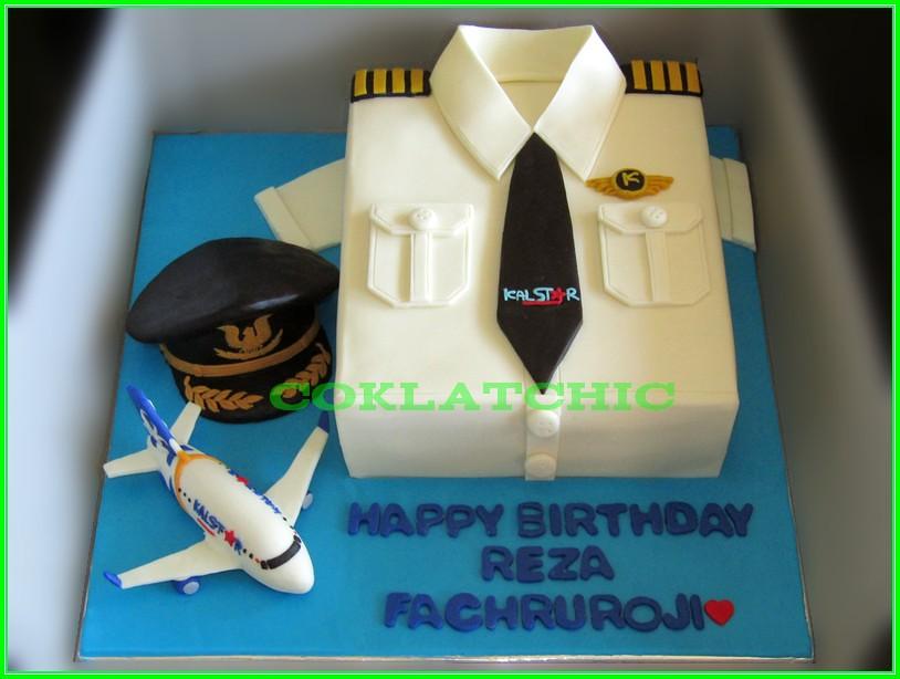 Cake Pilot Kalstar REZA 20cm
